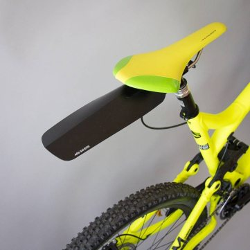 Wide version fitted to an mtb