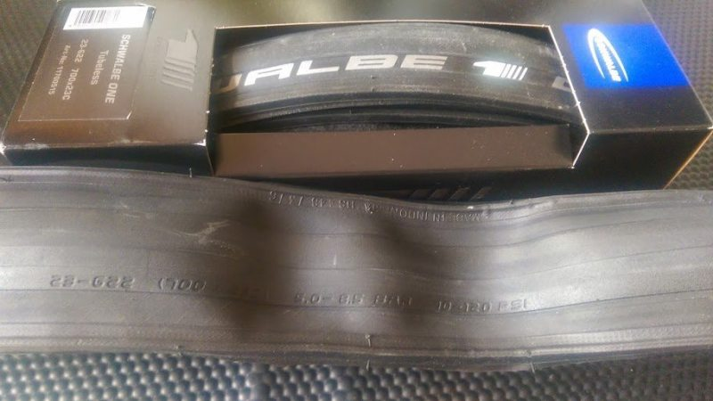 Schwalbe One Tubeless