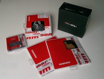 If you already have a SRAM groupset then this is what you'll need to go single.