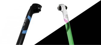 The Ionic 25 LTD seatpost uses 3T's DiffLock seat clamp, which allows you to fine tune setback without affecting the saddle angle