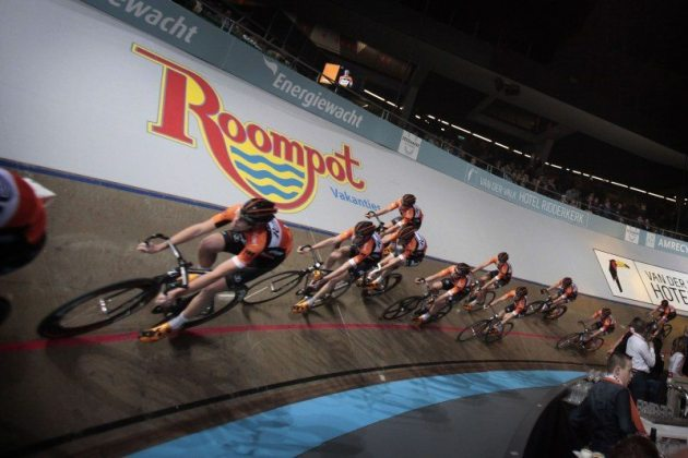 Roompot/Orange were presented to the public at the Rotterdam Six