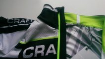 Craft Grand Tour jersey detail