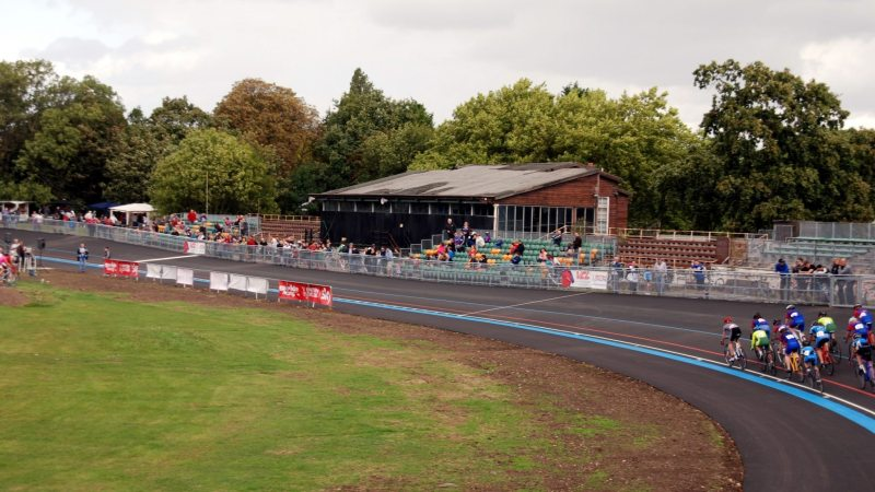 Broken Spoke: Herne Hill and the Olympic Legacy
