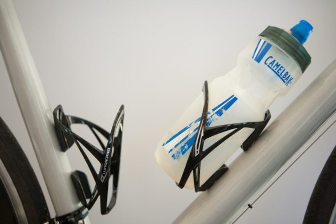 The Blackburn Slick Bottle Cage, light and cheap what's not to like?