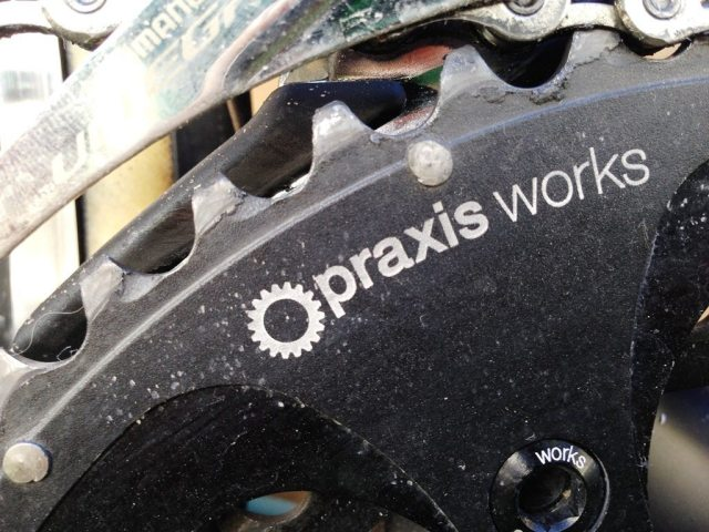 Praxis Works LevaTime Chainrings