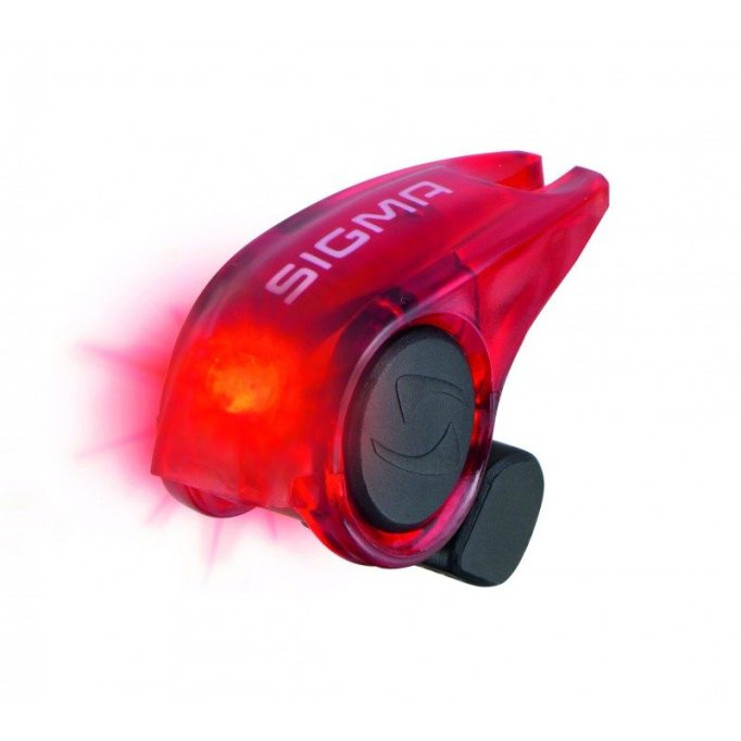 The Sigma Brakelight lets road users behind know when you are braking
