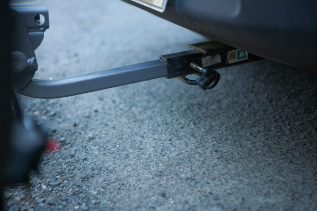 This is the type of hitch you'll need for the Yakima TwoTimer