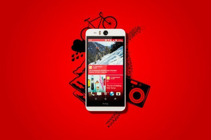 The HTC Desire Eye, a ride essential piece of kit?