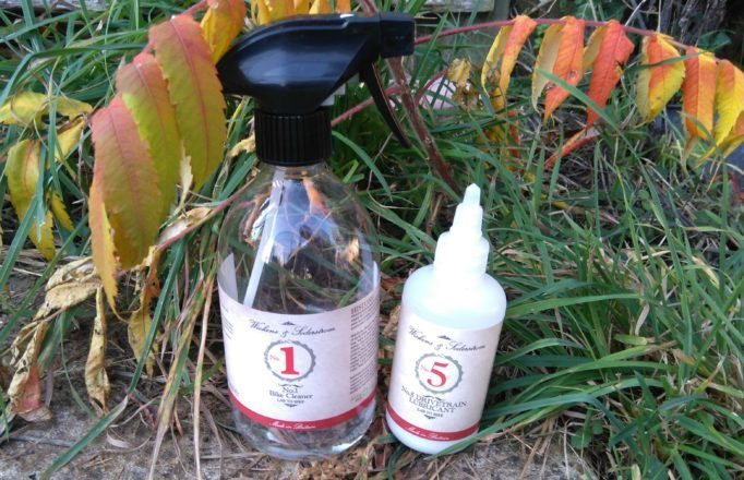 Weather looking iffy? Time to start looking after your bike with some Wickens & Soderstrom products