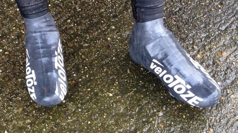 Review of the Velotoze Tall Shoe Covers