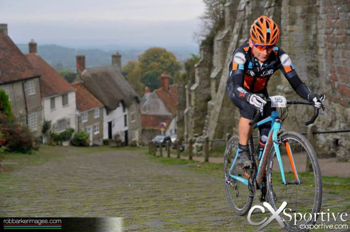 On a Wiggle CX Sportive Events you'll find yourself crossing all kinds of terrain. Photo courtesy of Robbarkerimages.com