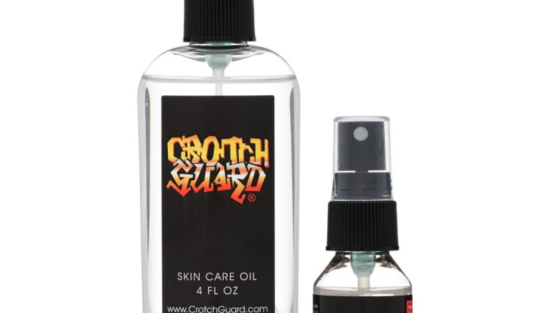 Crotch Guard Skin Care Oil Review