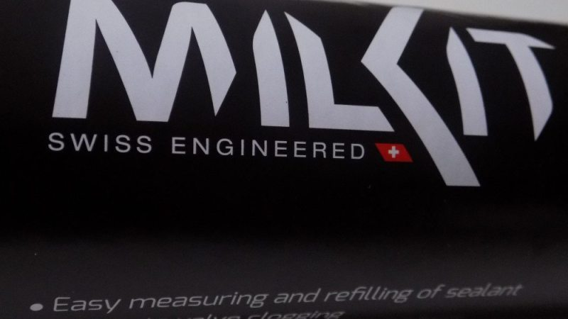 Milkit Tubeless Valve and Refill Kit Preview