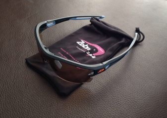 Julbo Aero and soft bag