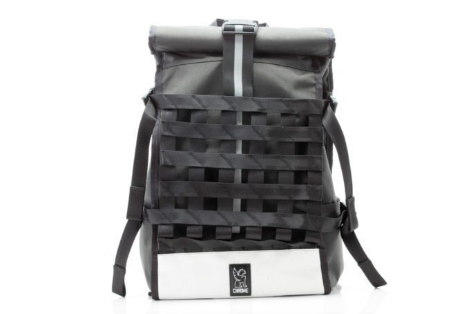 The Chrome Barrage Cargo bag is fully  waterproof  and built to last
