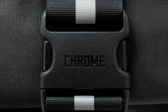 Chrome Barrage Cargo top buckle
