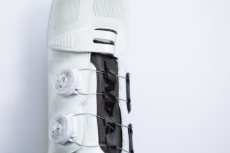The Giant Surge uses two Boa closures to wrap the upper around your foot