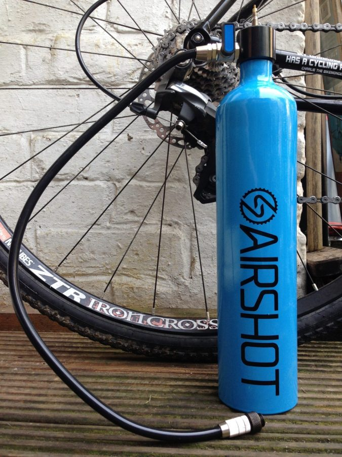 Airshot, is the end of tubeless faff finally here?