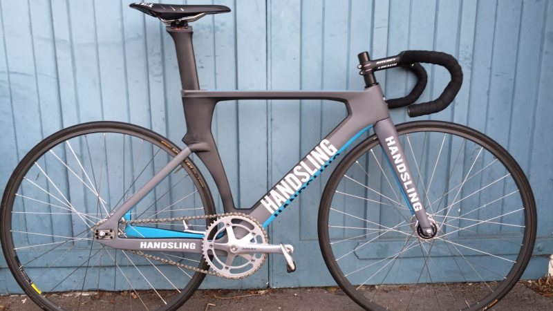 Handsling Bikes TR1 Review