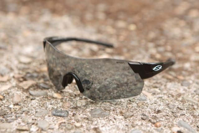 No frame, no limits? The Smith Arena Max has no frame to interfere with your vision