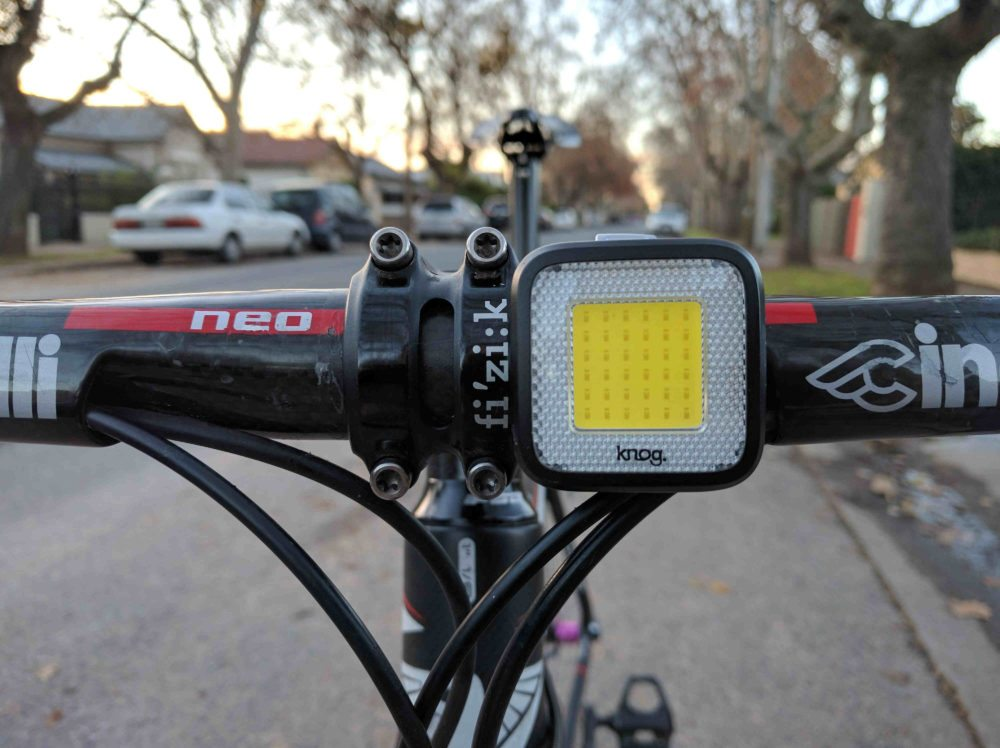 Knog Blinder Mob Mr Chips Review