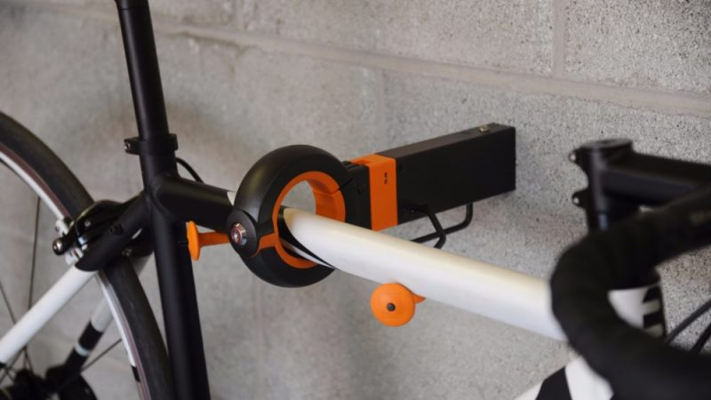Hangman Secure Cycle Storage