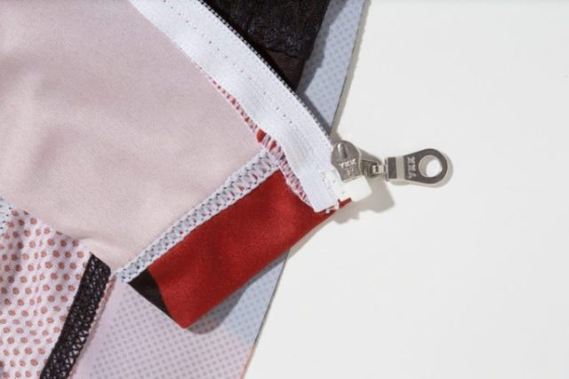 As well as your own design, you can also specify the material and finishing touches, creating a unique outfit