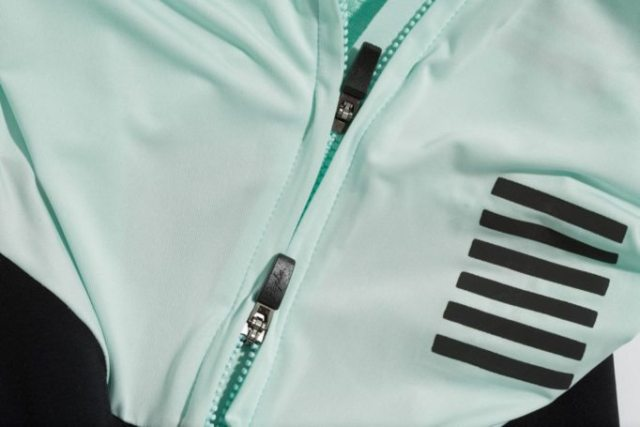 Top and bottom zips make getting into the Aerosuit a little easier
