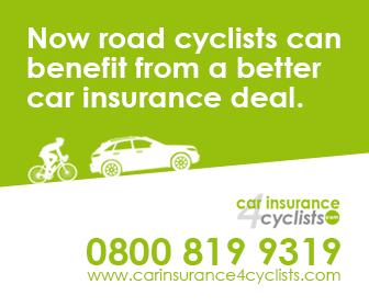 Motor Insurance for Cyclists