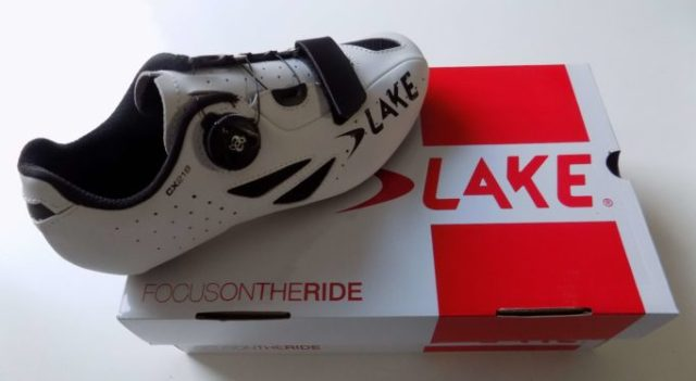 The lake CX218, my first 'proper' cycling shoe!