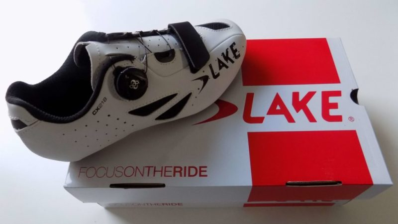 Preview: Lake CX218 Road Shoe