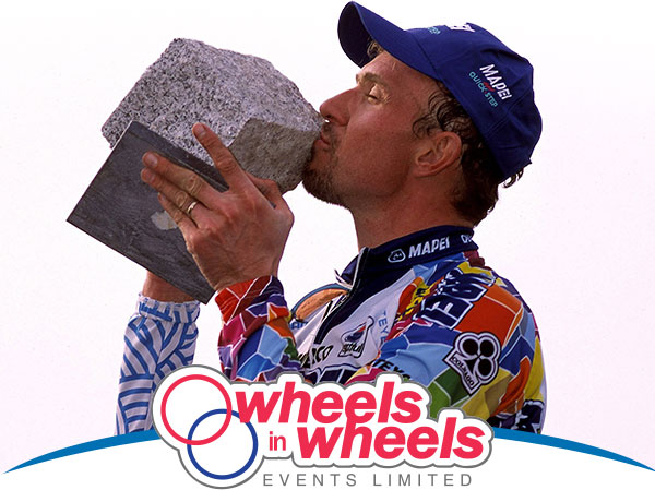 News: Wheels in Wheels and Johan Museeuw