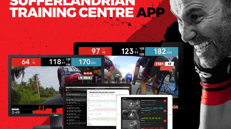 Sufferfest App Preview
