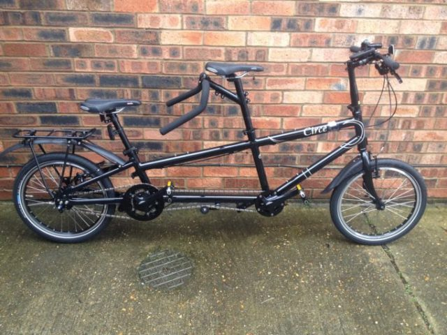 The Circe Helios tandem is an adaptable beast, able to fit a wide range of stokers