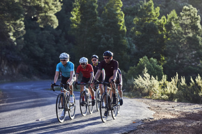 The dhb Aeron Speed range, perfect for those summer rides