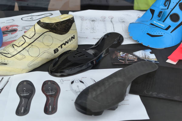 Decathlon's own brand kit is surprisingly good quality considering it's price