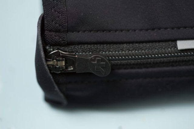 A vital part of any over shoe and usually the first to go, is the zip