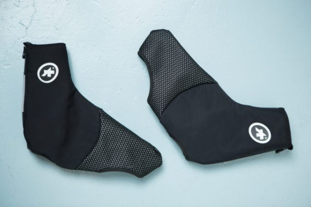 The Assos thermobootie.uno_s7 doing it's best to keep your toes cosy