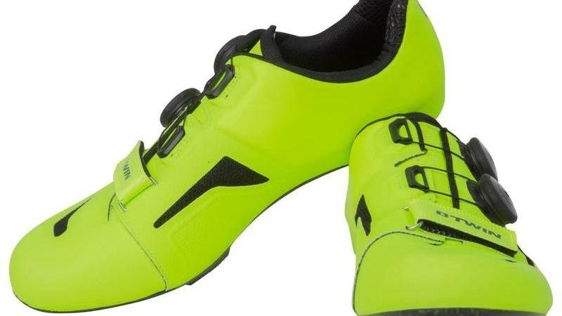 BTWIN 900 Carbon Road Cycling Shoes Preview