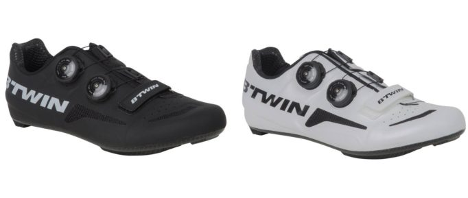 The BTWIN 900 also comes in black or white
