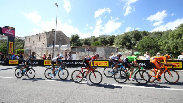 Pirelli's sponsorship of the Giro hinted at the new launch