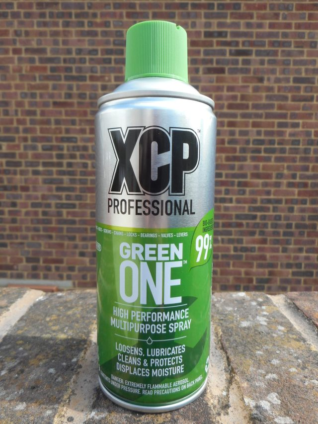 XCP Professional Green ONE High Performance Multipurpose Spray