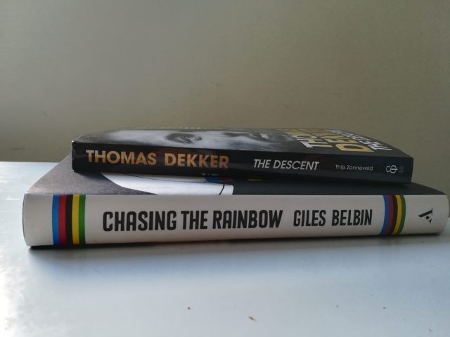 Cycling books, a little light reading for when you can't ride your bike