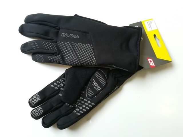The Ride waterproof winter glove