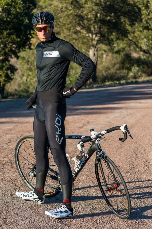 The Ekoi Elegance Bibtights and Jacket