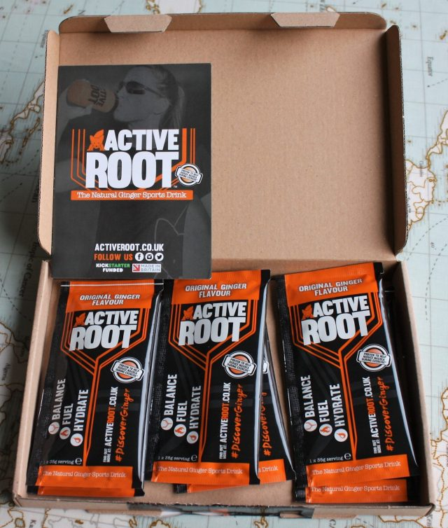 Active Root sachets