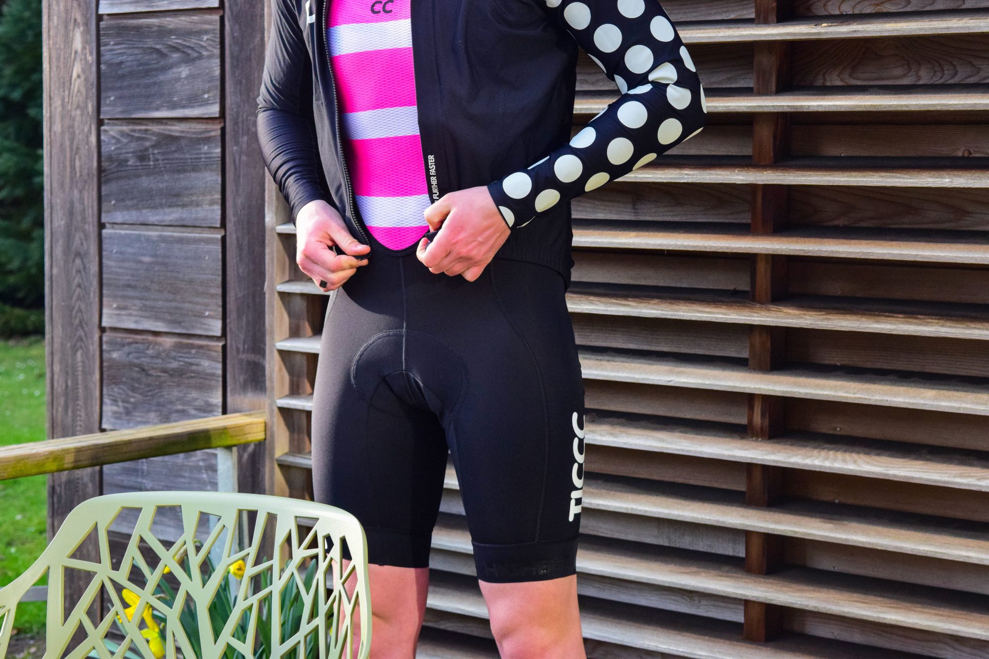 This Is Cambridge Thermal Bibshort Preview