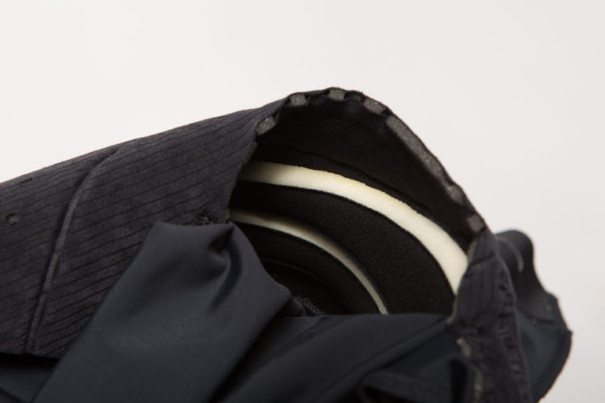 The Assos floating chamois