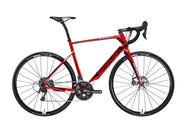The Simplon Inissio Crosser