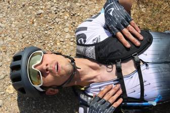 What's it like to ride 100 miles off road in record time? Ask Daniel!